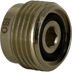Adaptateur insert opercule étrier (INT) / DIN pour une bouteille de plongée