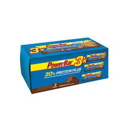 Eiwitrepen Protein Plus chocolade 3x55 g