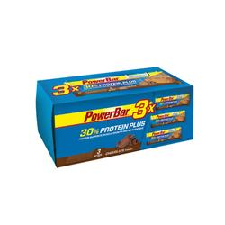 Barrita Proteínas Triatlón Powerbar 30 % Protein Plus chocolate 3 X 55 G