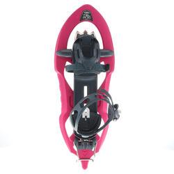 Raquetas de nieve tamiz pequeño TSL 206 EVO rosa