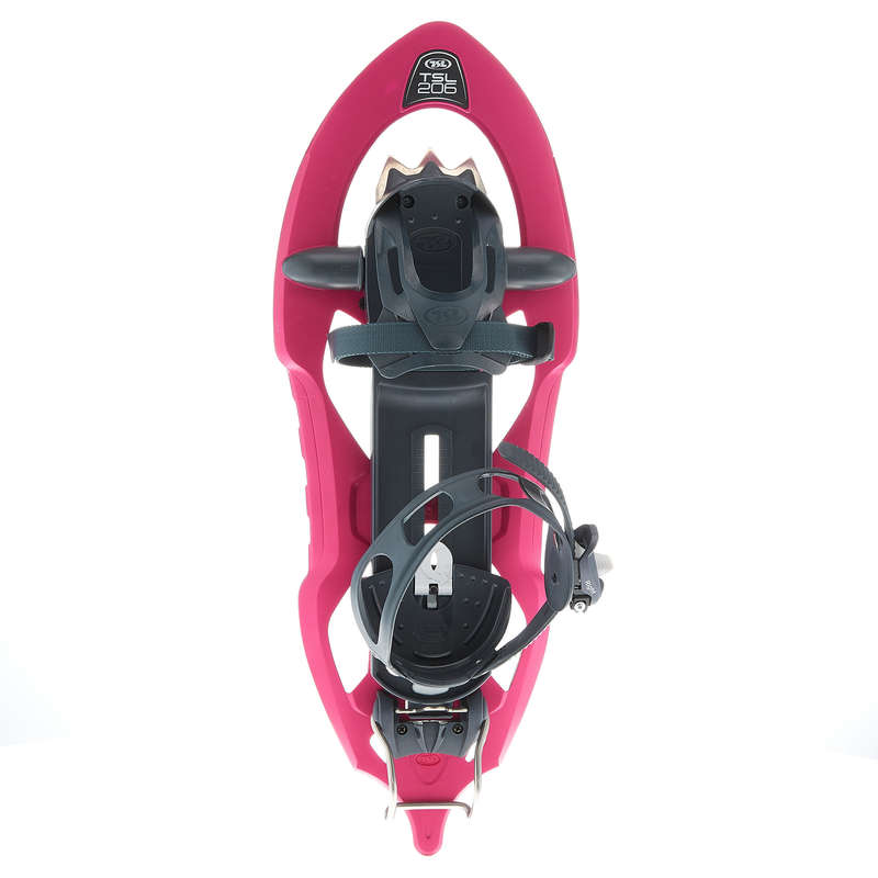 CIASPOLE E ACCESSORI Sport di Montagna - Ciaspole 206 EVO rosa TSL - Materiale Trekking