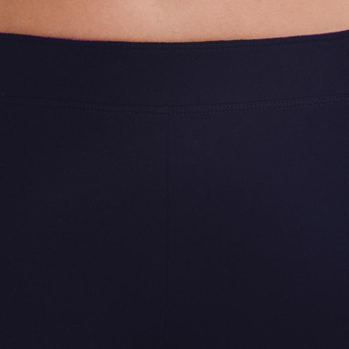 Pantalon ajustable fille noir - 1094527