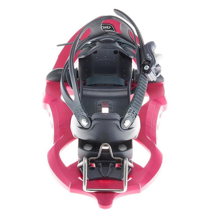Raquettes à neige petits tamis 206 EVO rose - 109457