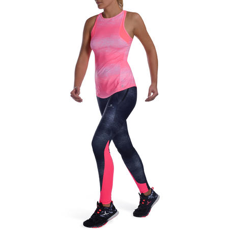 energy+ legging heather black