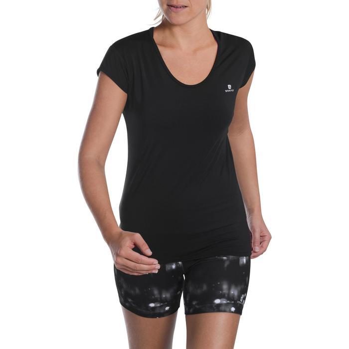 T-shirt fitness cardio femme ENERGY - 1094717