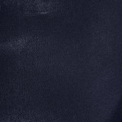 Ceinture de sudation fitness cardio noire