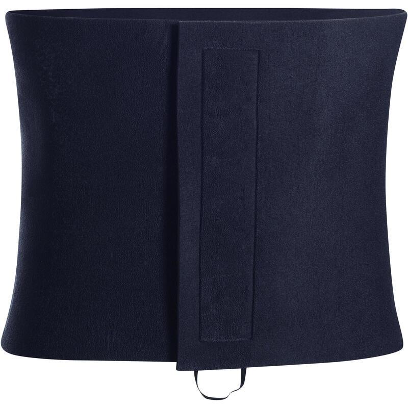 vente professionnelle images officielles vente chaude réel Accessoires (serviettes, bidons..) - Ceinture de sudation fitness cardio  noire
