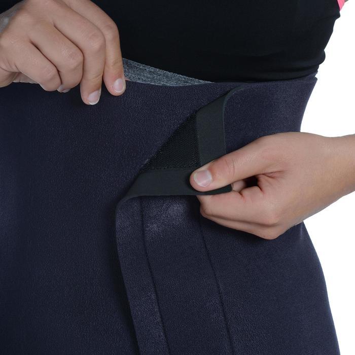 Schwitzgürtel Fitness Cardio schwarz
