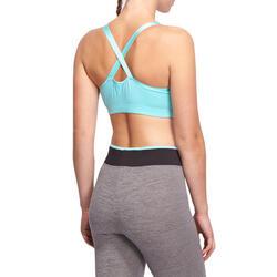 Fitnessbeha Confort voor dames - 1094783