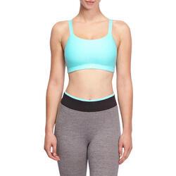 Fitnessbeha Confort voor dames - 1094836