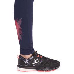 Fitnesslegging Shape met plattebuikeffect voor dames - 1094930