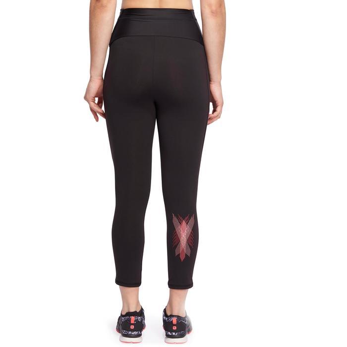 Legging 7/8 SHAPE+ fitness femme imprimé - 1094945
