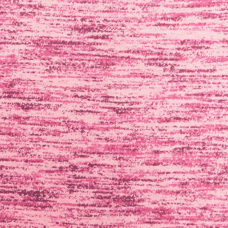 Women's Organic Cotton Yoga T-Shirt - Pink