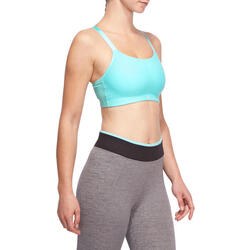 Fitnessbeha Confort voor dames - 1095036