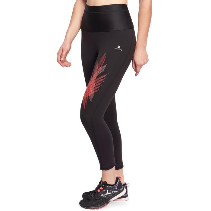 Legging 7/8 SHAPE+ fitness femme imprimé - 1095160