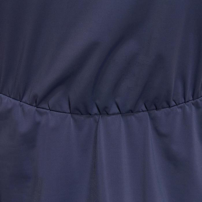 T-shirt galbant SHAPE+ fitness femme noir et violet - 1095161