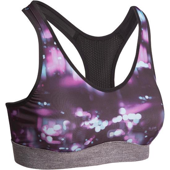 Fitnessbeha Breathe voor dames - 1095192