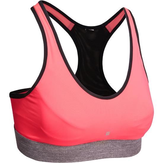 Fitnessbeha Breathe voor dames - 1095204