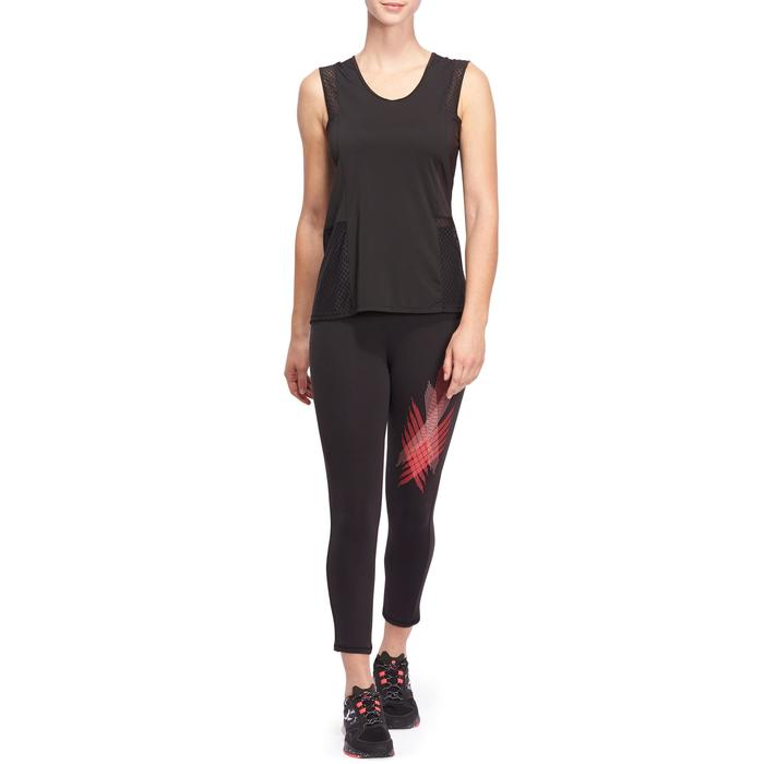 Legging 7/8 SHAPE+ fitness femme imprimé - 1095209