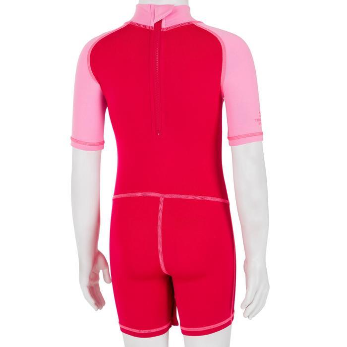 tee shirt anti UV shorty surf manches courtes bébé - 1095250