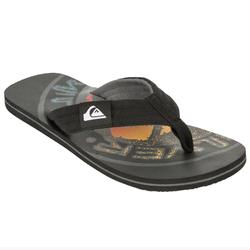 Tongs Quiksilver Layback black
