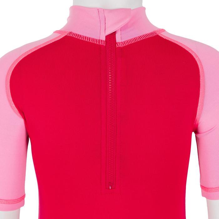 tee shirt anti UV shorty surf manches courtes bébé - 1095258
