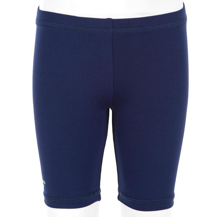 Pantalón anti-UV surf bebé Azul