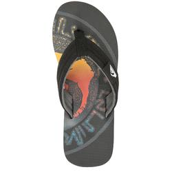 Tongs Homme LAYBACK Quiksilver black