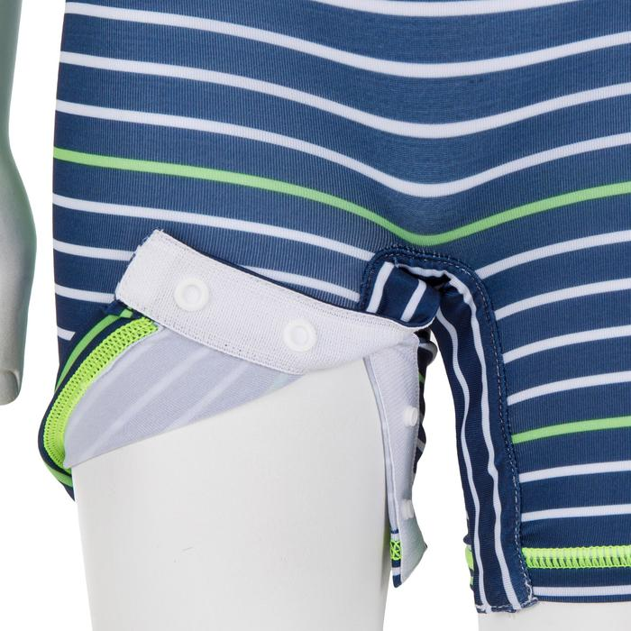 tee shirt anti UV shorty surf manches courtes bébé - 1095507