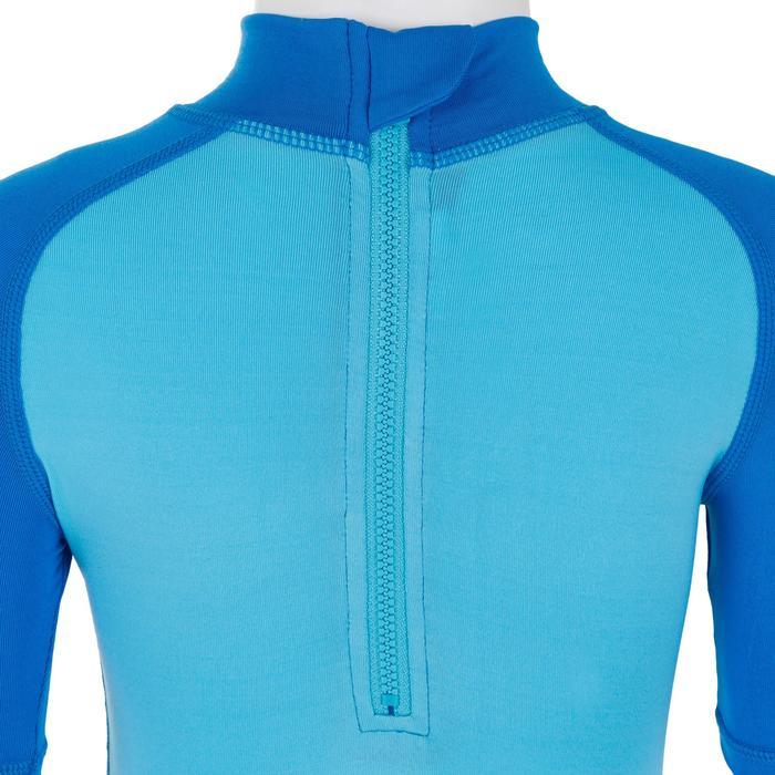 tee shirt anti UV shorty surf manches courtes bébé - 1095512
