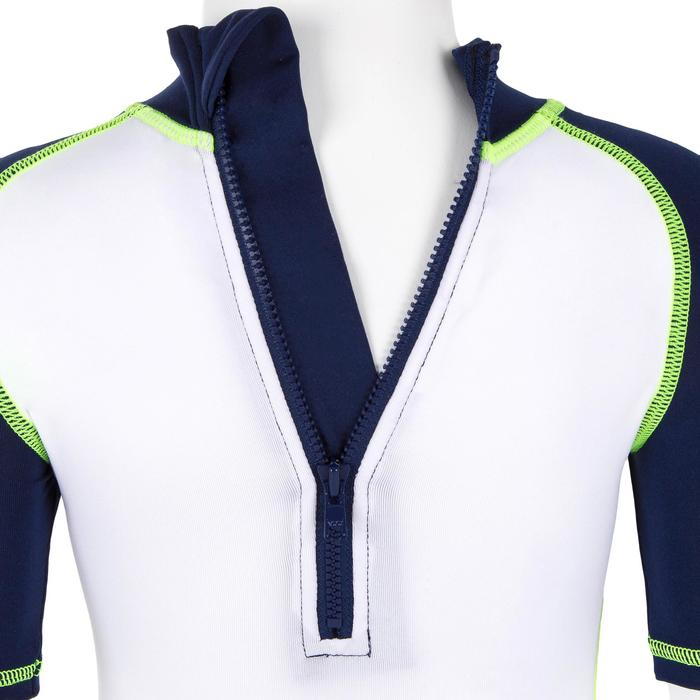 tee shirt anti UV shorty surf manches courtes bébé - 1095539
