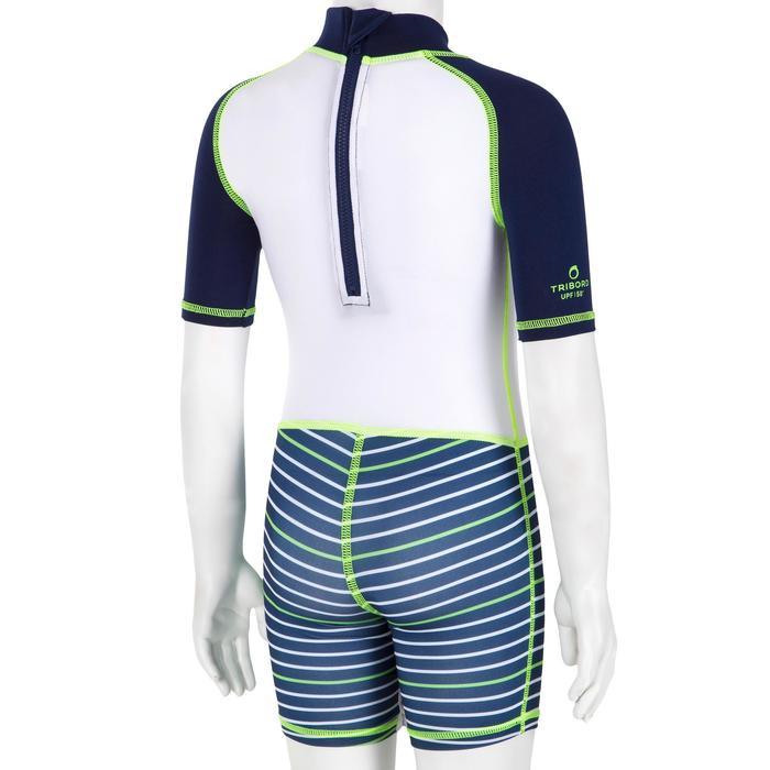 tee shirt anti UV shorty surf manches courtes bébé - 1095662