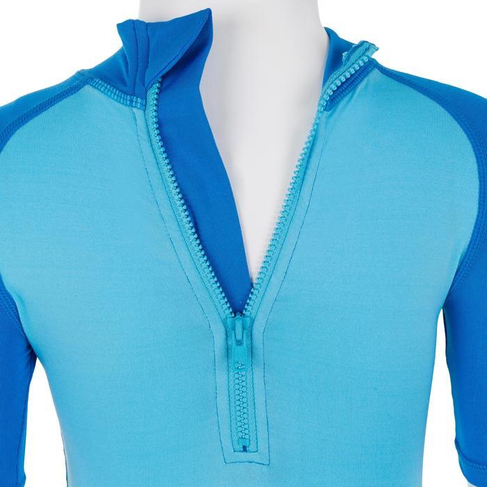 UV-Shorty kurzarm Baby blau