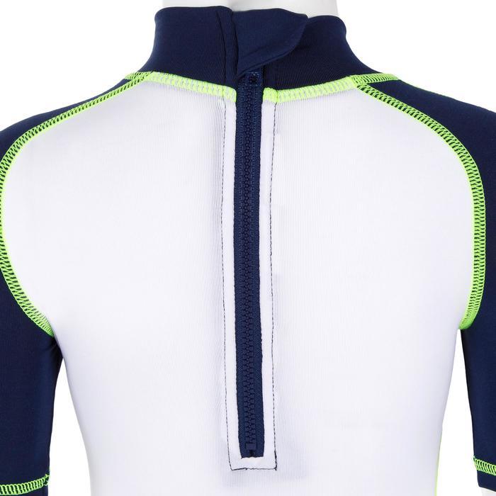 tee shirt anti UV shorty surf manches courtes bébé - 1095705