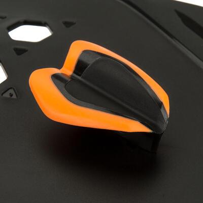 Pro Quick'In Swimming Hand Paddles - Black Orange
