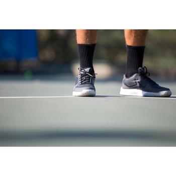 Tennissokken RS 500 high zwart 3 paar