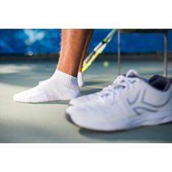 RS 500 3成人中筒運動襪三雙包 - 白