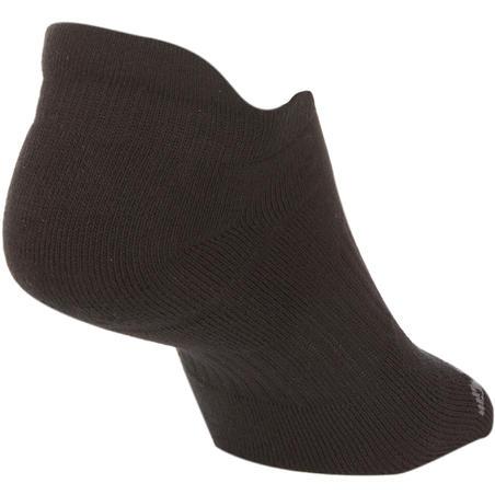 RS 500 Low Sports Socks Tri-Pack - Black