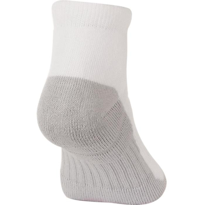 RS 160 Junior Mid-Length運動襪 三雙一組 – 白