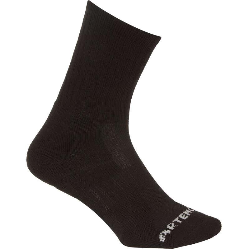 НОСКИ ДЛЯ ВЗРОСЛЫХ / СПОРТ С РАКЕТКАМИ Физкультура - Высокие носки Rs 500  ARTENGO - Одежда для мальчиков