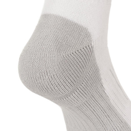 RS 500 High Tennis Socks Tri-Pack - White - Kids'