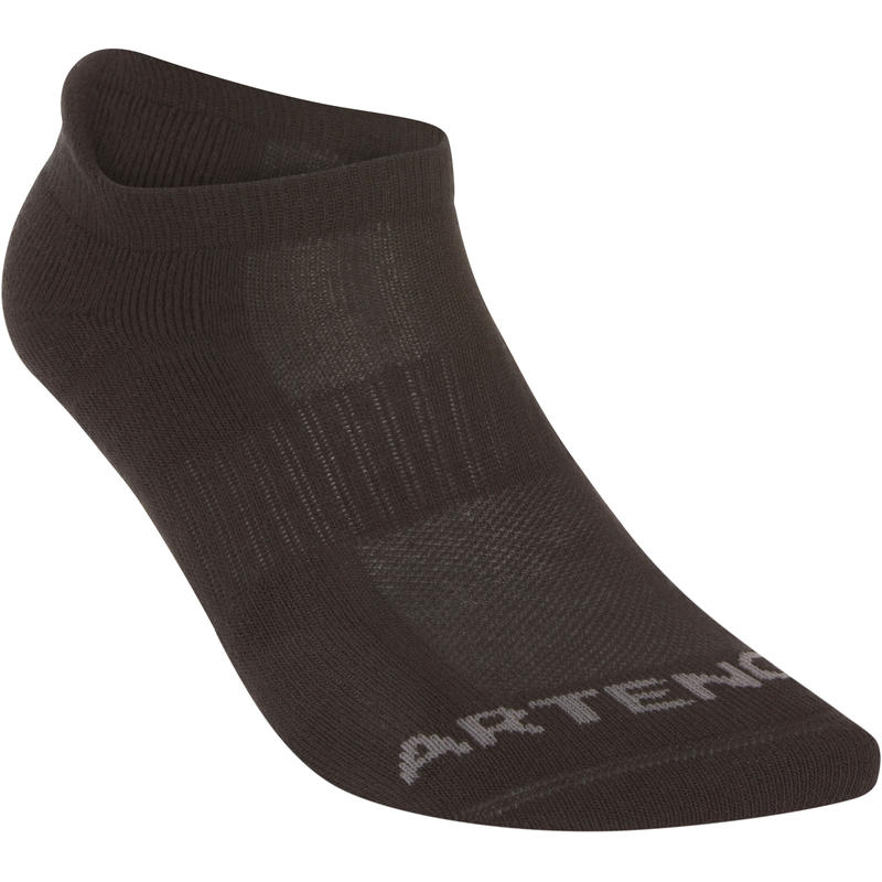 RS 500 Low Sports Socks Tri-Pack - Black