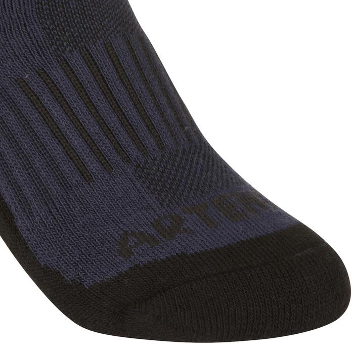 Tennissocken RS500 mid 3er Pack Kinder marine