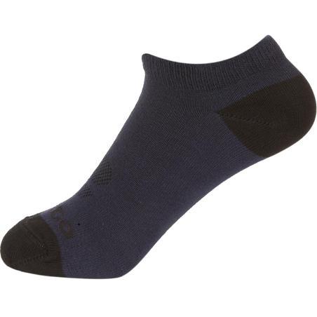 RS 160 Junior Low Sports Socks Tri-Pack - Navy