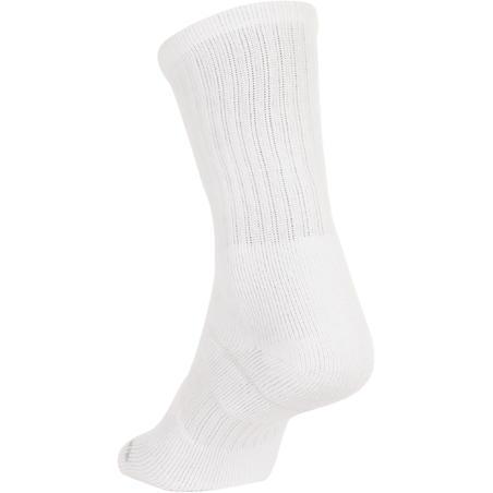 RS 500 High Tennis Socks Tri-Pack - White