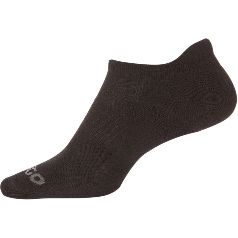 Low Tennis Socks RS 500 Tri-Pack - Black