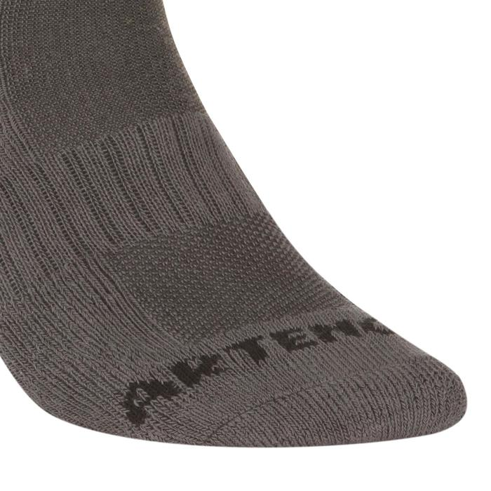 Tennissocken RS 500 High 3er Pack grau