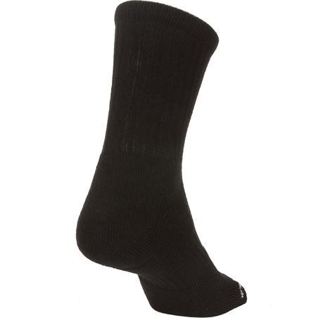 Высокие спортивные носки Artengo RS 500 для взрослых х3