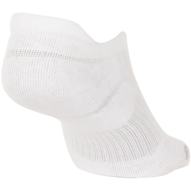 Low Tennis Socks RS 500 Tri-Pack - White