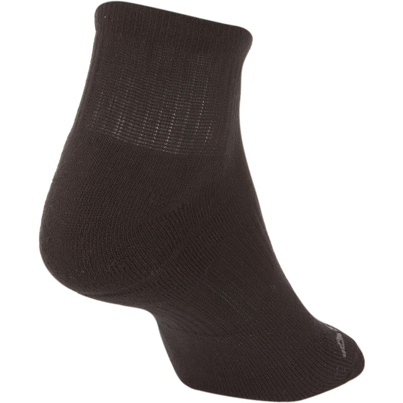 RS 500 Mid Sports Socks Tri-Pack - Black